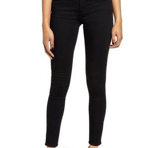 Black Sarah Skinny Articles of Society Jeans sz 25